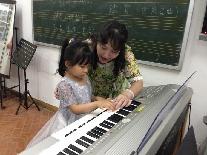 《魔法doremi》幼儿音乐潜能开发分享会现场